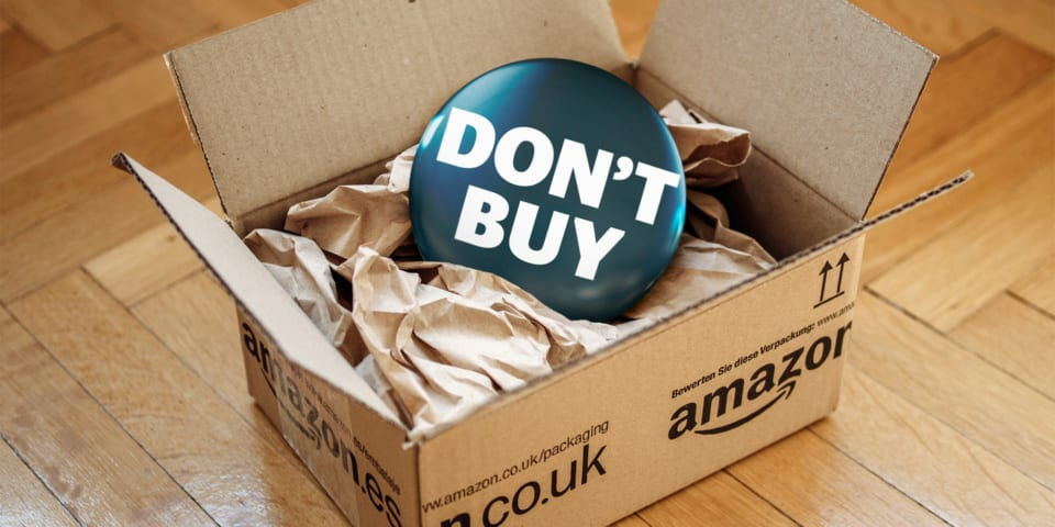 Amazon tech with fake reviews rated 'Don't Buy' in Which? labs