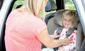 Which? crash-tests the Joie i-Spin 360 car seat