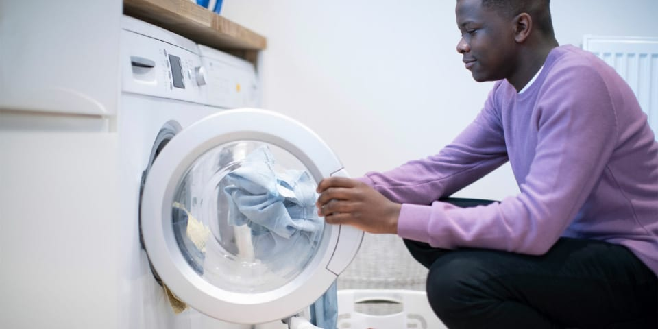 Five ways you're not getting the best out of your washer-dryer