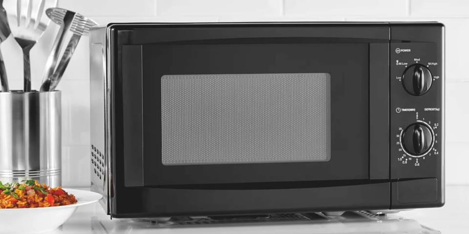 Can A 40 Asda Microwave Compete With Pricier Rivals