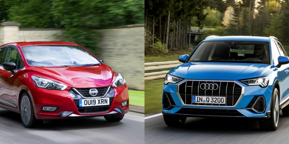 SUVs vs family car alternatives: which come top in our tests?