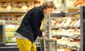 Which was the cheapest supermarket in October 2019?