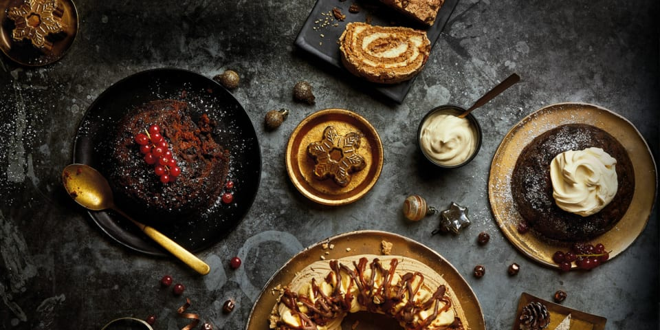 10 recommended Christmas desserts 2019