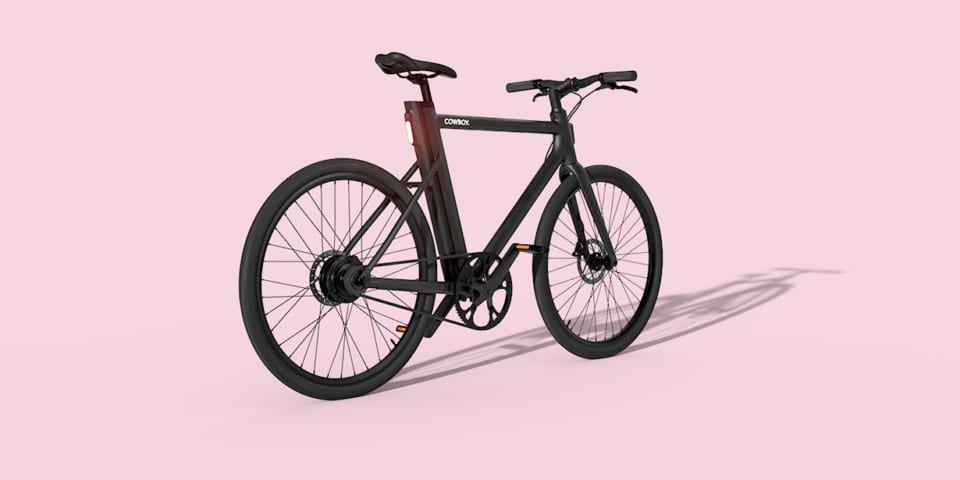 Cowboy brings its smart electric bike to the UK: are you ready for an app-controlled bike?