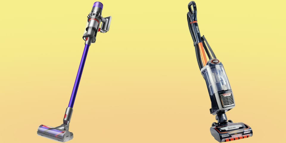 Shark vs Dyson – which vacuum cleaner brand is best?