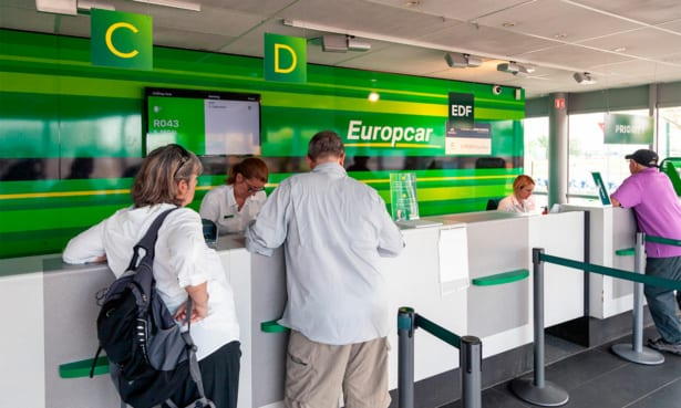 Europcar and Goldcar worst car hire companies for scams