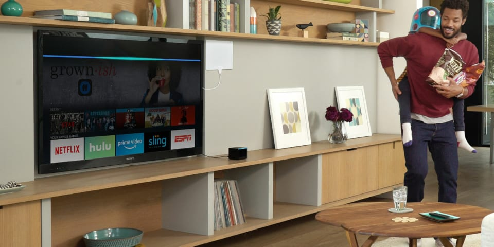Amazon Echo meets Fire TV: is the Amazon Fire TV Cube the best of both worlds?