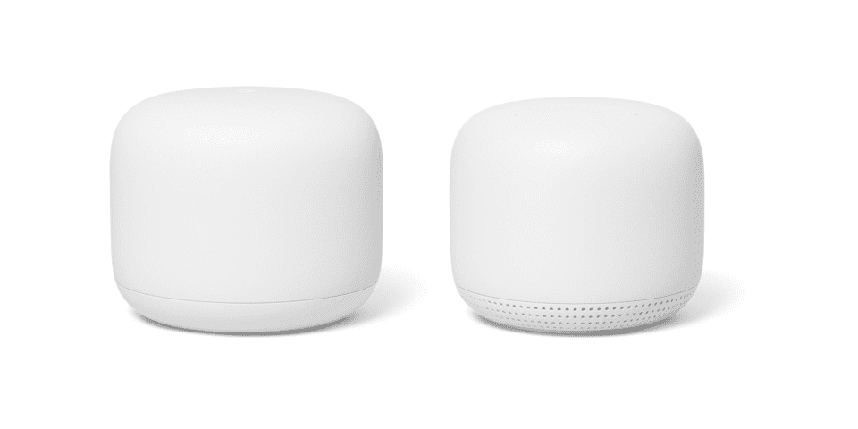 Hands on with Google Nest WiFi Router and Point