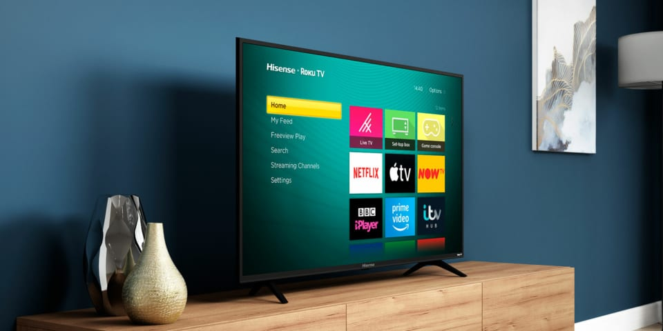Hisense and Roku launch new budget TVs for Black Friday and Cyber Monday