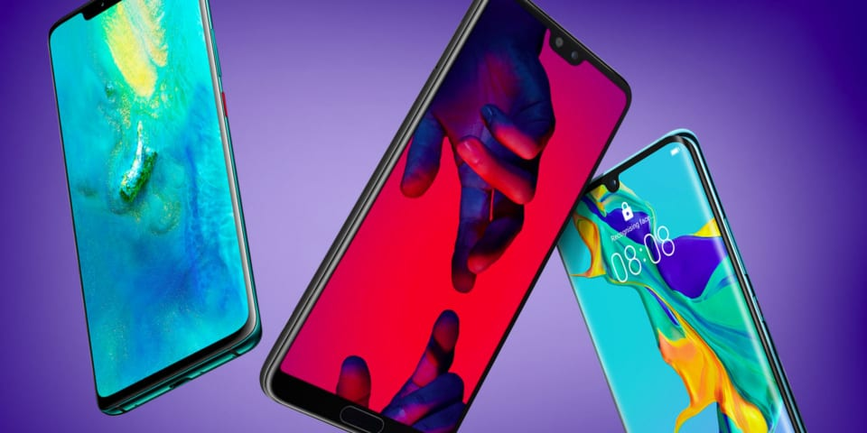 The Huawei phones with the biggest discounts this Cyber Monday