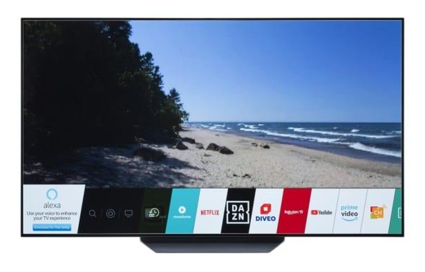 LG OLED55B9PLA TV