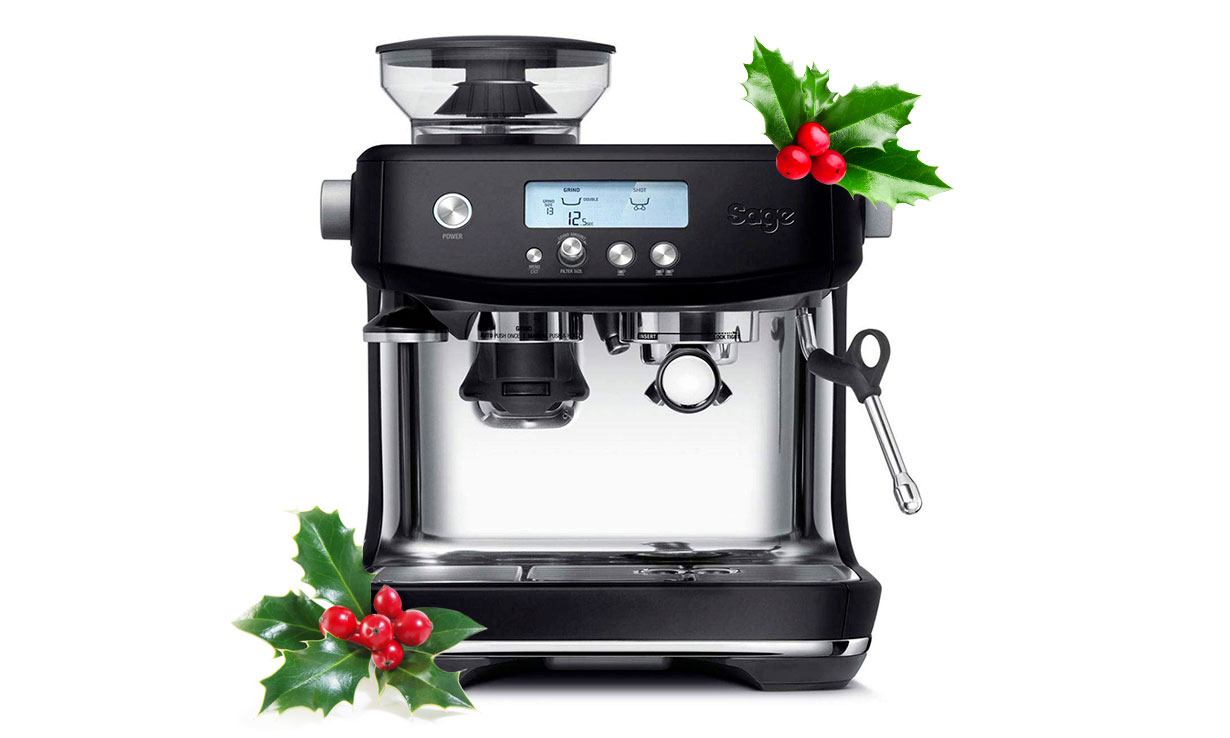 Five Stylish Coffee Machines That Could Make The Perfect