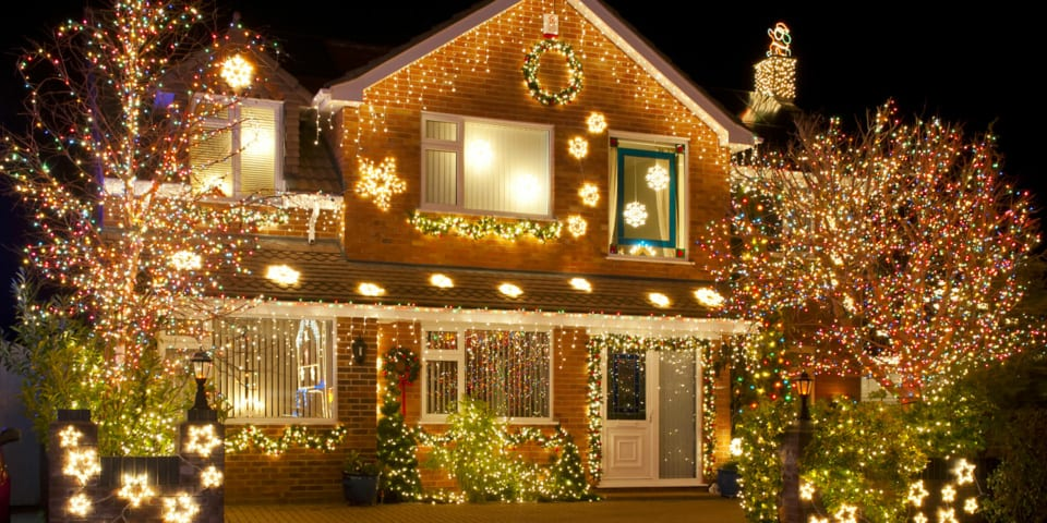 How to avoid overloading your plug sockets this Christmas