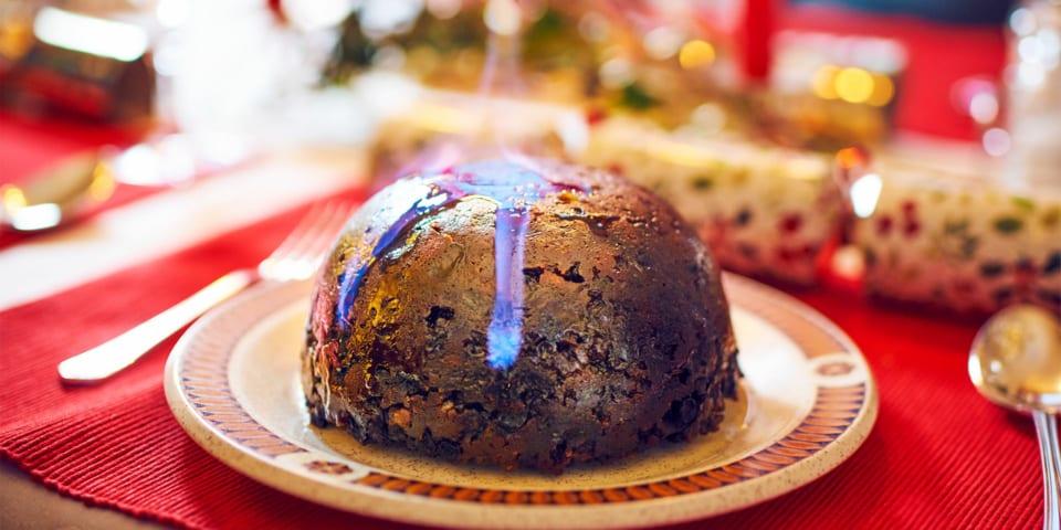 Seven ways to make your Christmas pudding the star of Christmas dinner