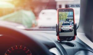 Are dash cam apps illegal?