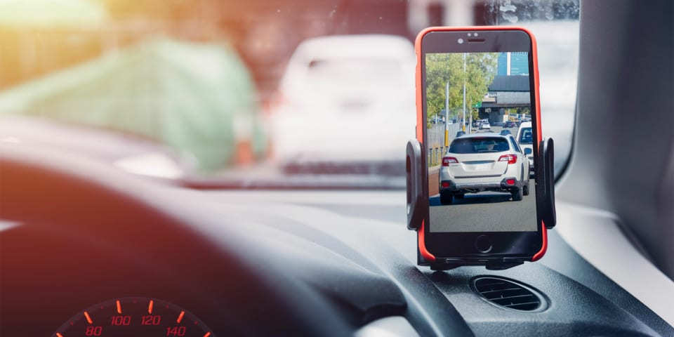 Are dash cam apps illegal?