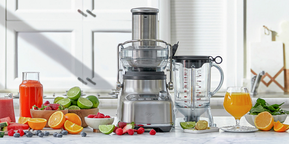 Sage launches new blender-juicer hybrid: but will 'bluicing' catch on?