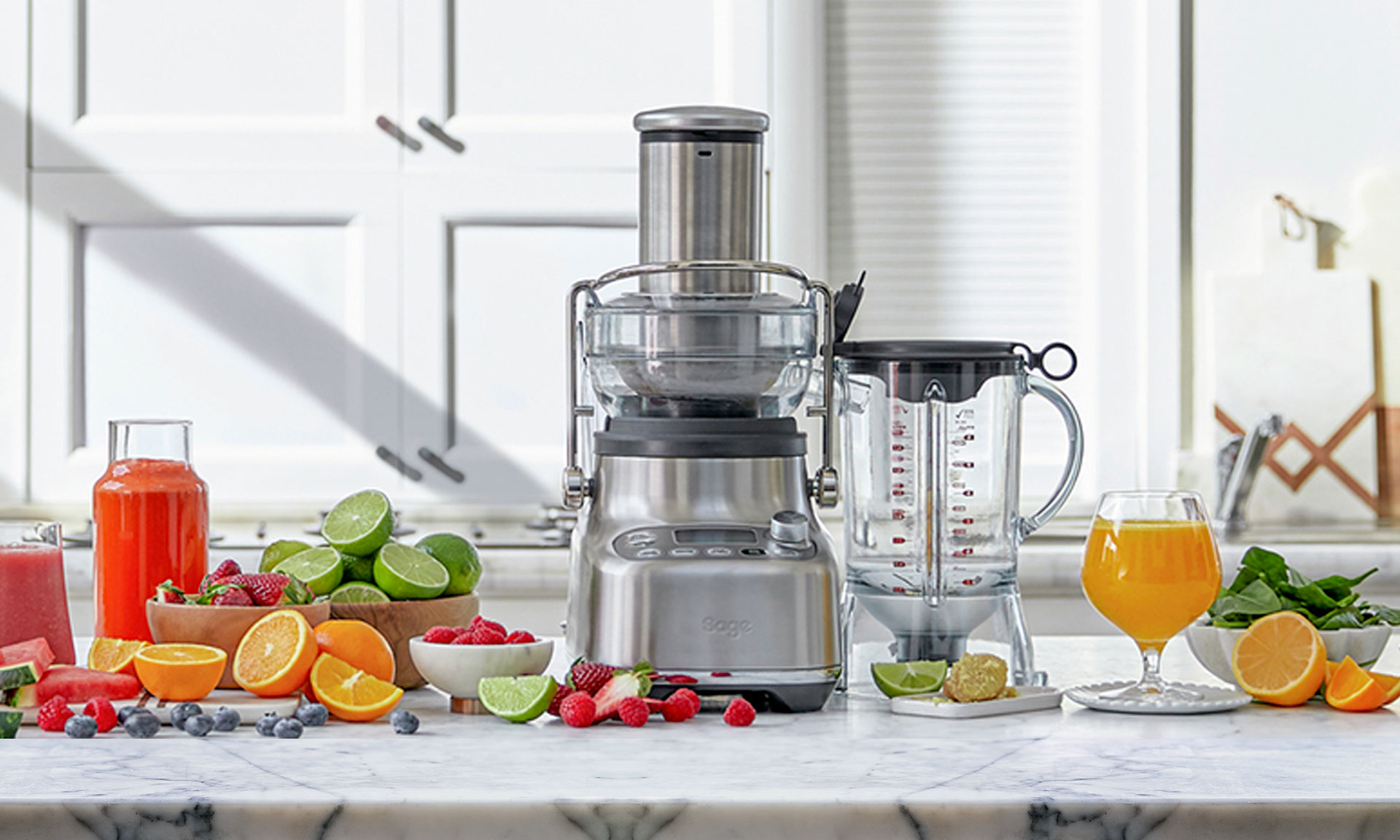 Sage launches new blender juicer hybrid: but will 'bluicing