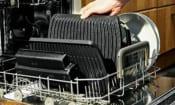 Tefal Optigrill Elite detachable grill plates go in dishwasher
