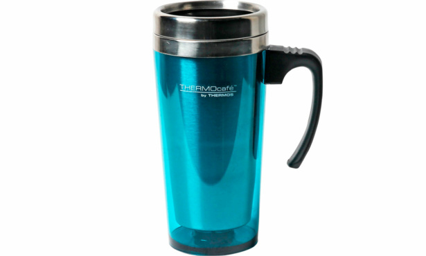 Thermos Thermocafe Translucent Travel Mug