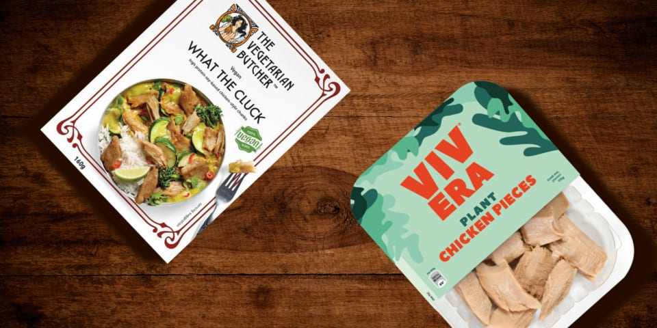 Which vegan chicken alternatives should I switch to for Veganuary?