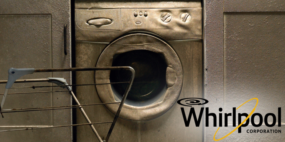 Whirlpool recalls three more fire-risk washing machine models