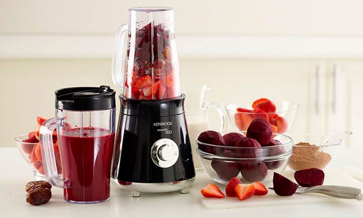 Battle of the budget blenders: can the Kenwood Smoothie2Go compete with newer rivals?