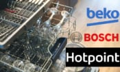 Beko, Bosch and Hotpoint: which popular dishwasher brand is the best?