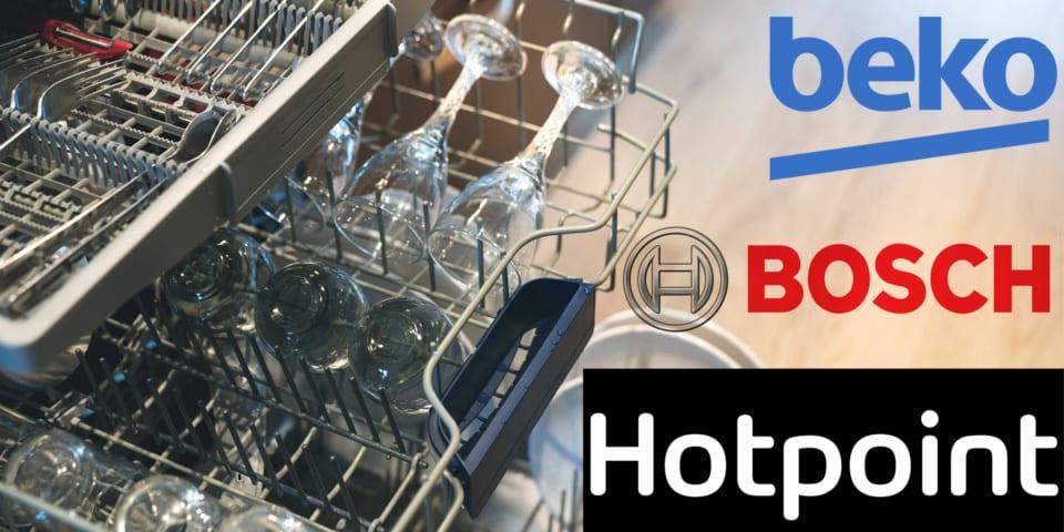 Beko, Bosch and Hotpoint: which popular dishwasher brand is the best?
