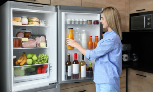 Five ways to get even more space for food in your new fridge freezer
