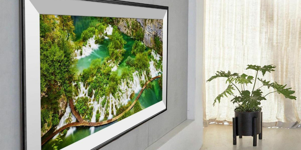 LG debuts 48-inch 4K OLED, 8K TV sets and picture-frame TVs at CES 2020