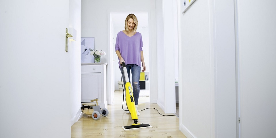 Is the £149 Karcher SC3 Upright steam mop worth buying?