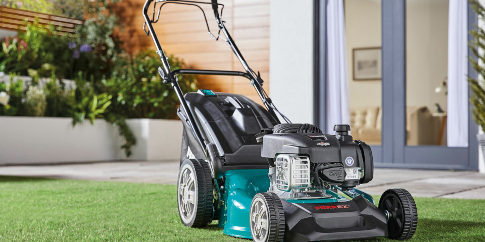 Aldi has a cheap petrol lawn mower – but is it a cut above the rest?