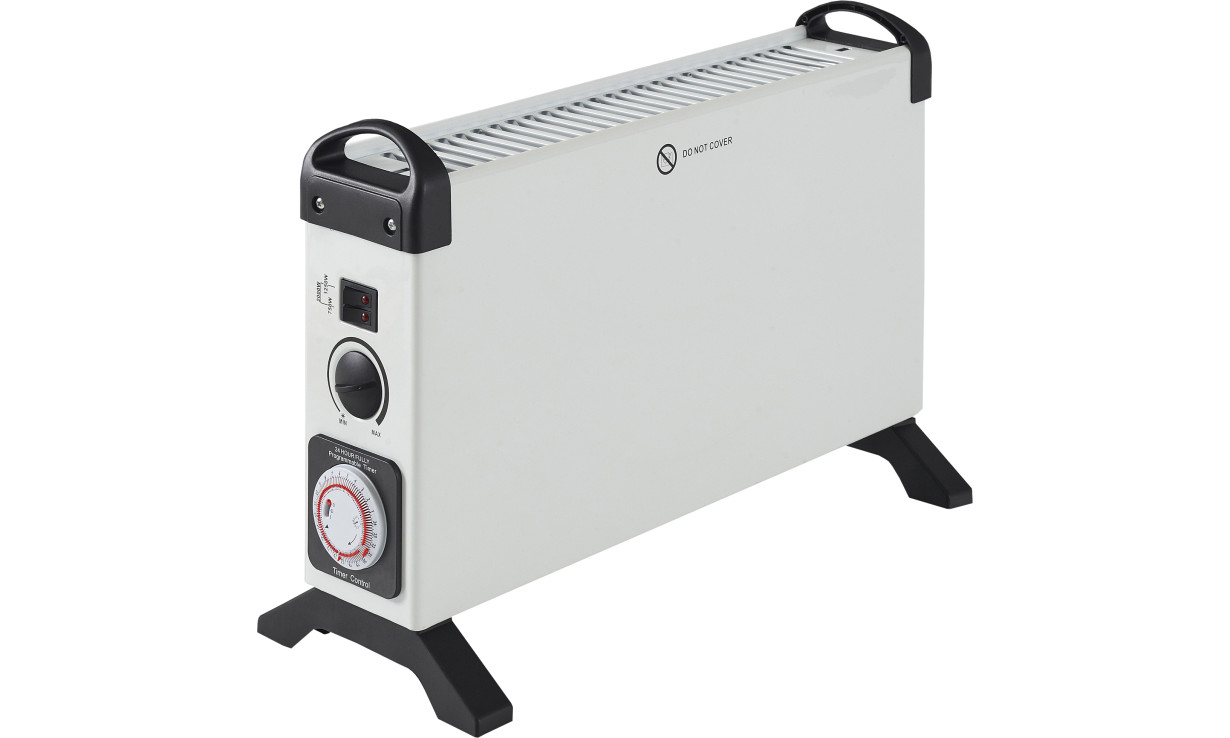Challenge DL06 2KW Convector Heater with Timer