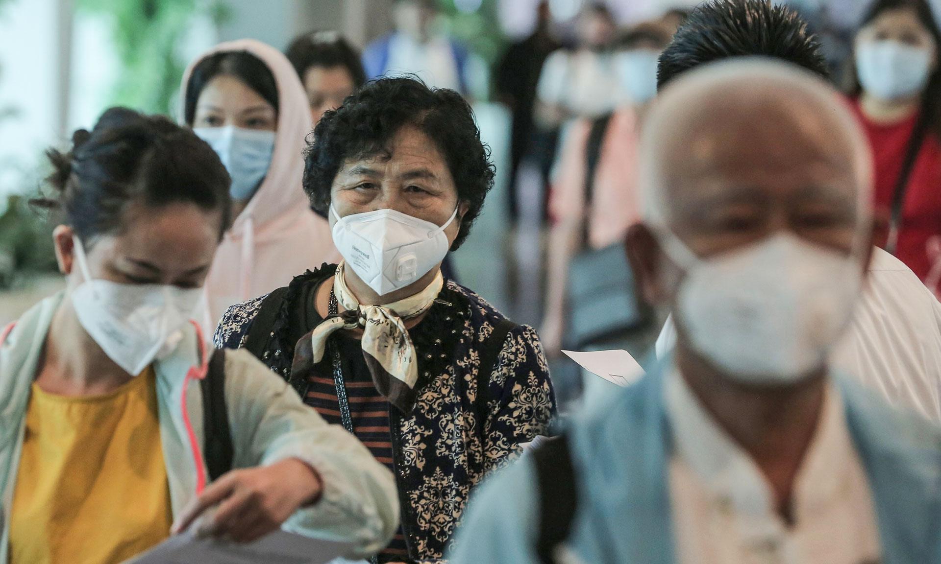 are face masks effective against coronavirus