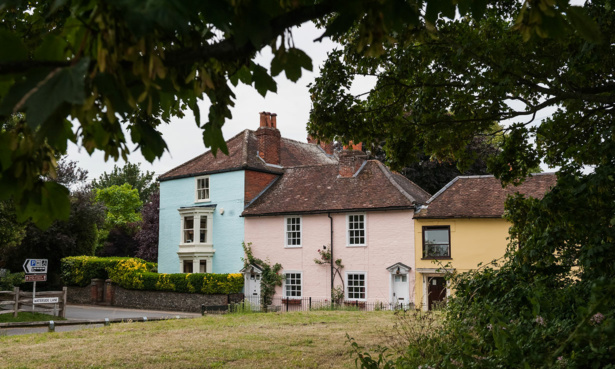 Idyllic cottages in Fareham
