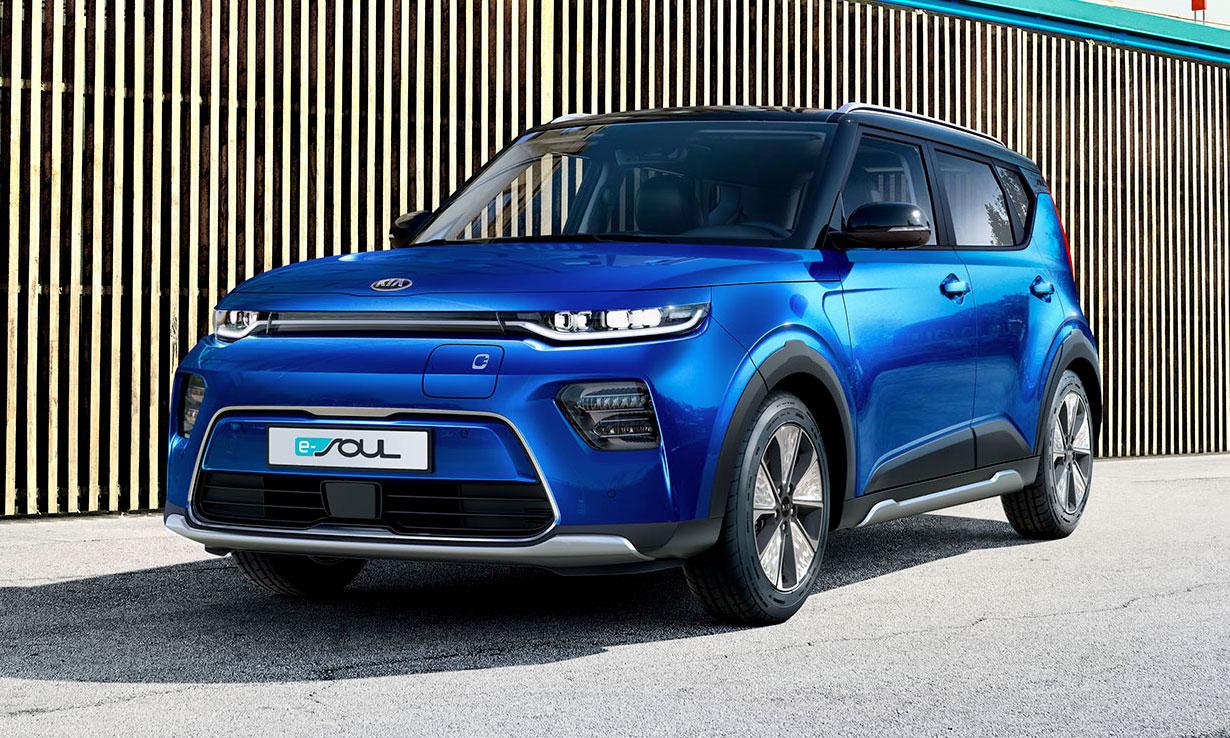 Kia Soul EV 2019-present