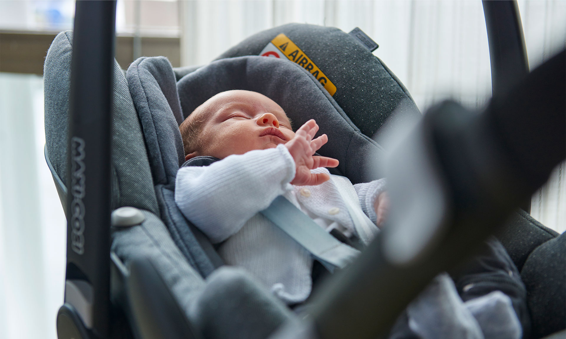 Maxi-Cosi car seats – how do they