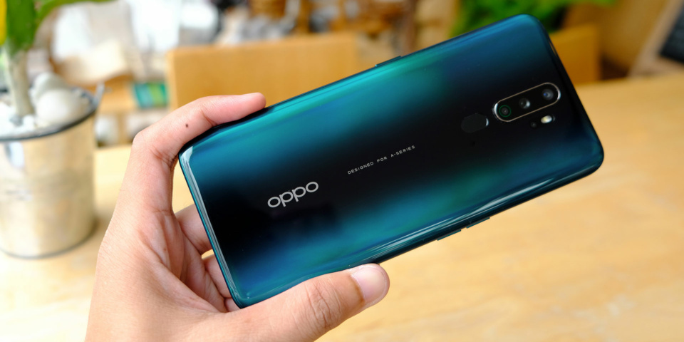 Oppo A9 2020 aces Which? battery life test