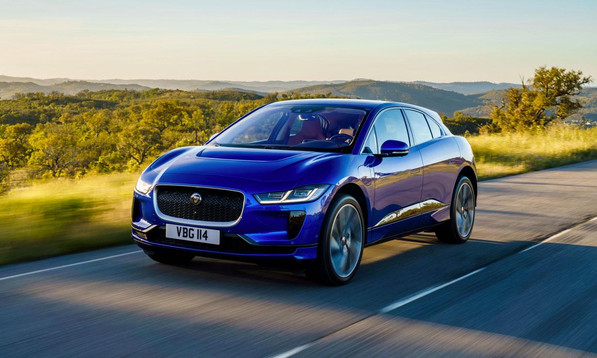 Jaguar I-pace 2018-present