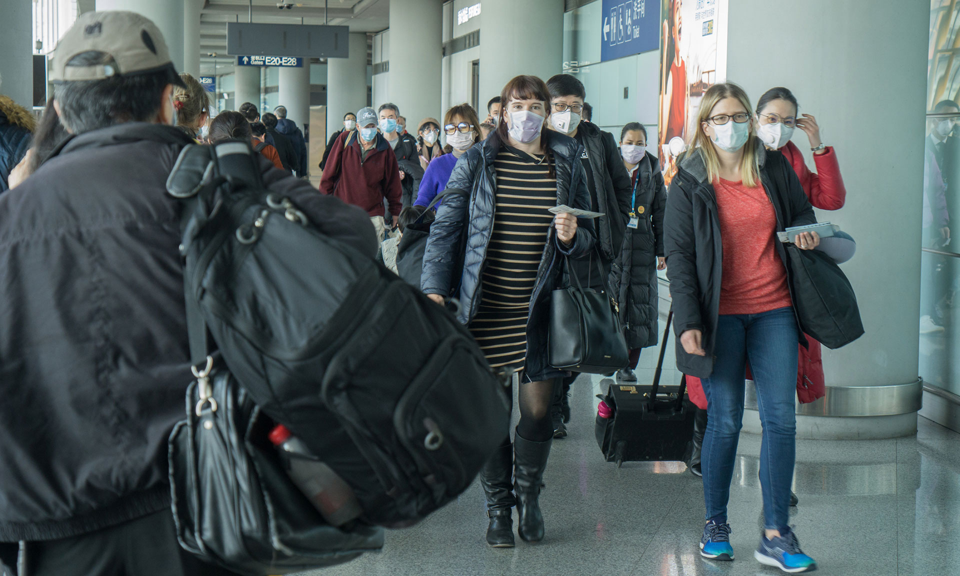 Coronavirus outbreak Q&A: advice for travellers