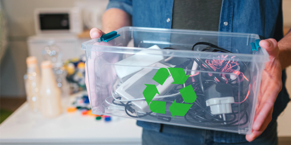 What to do with unused tech: how to recycle your old smartphone, tablet or laptop