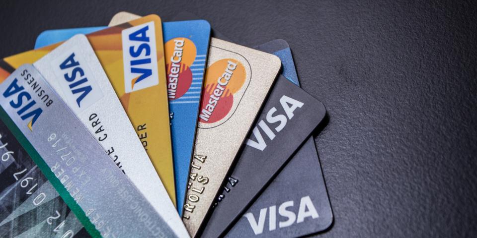 Card online de credit
