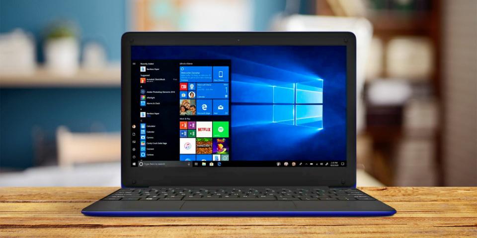 argos laptops