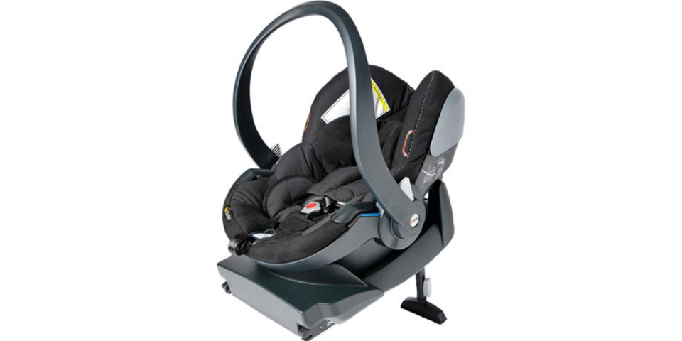 Car seat recall: BeSafe warns against using the iZi Go X1 with Isofix base
