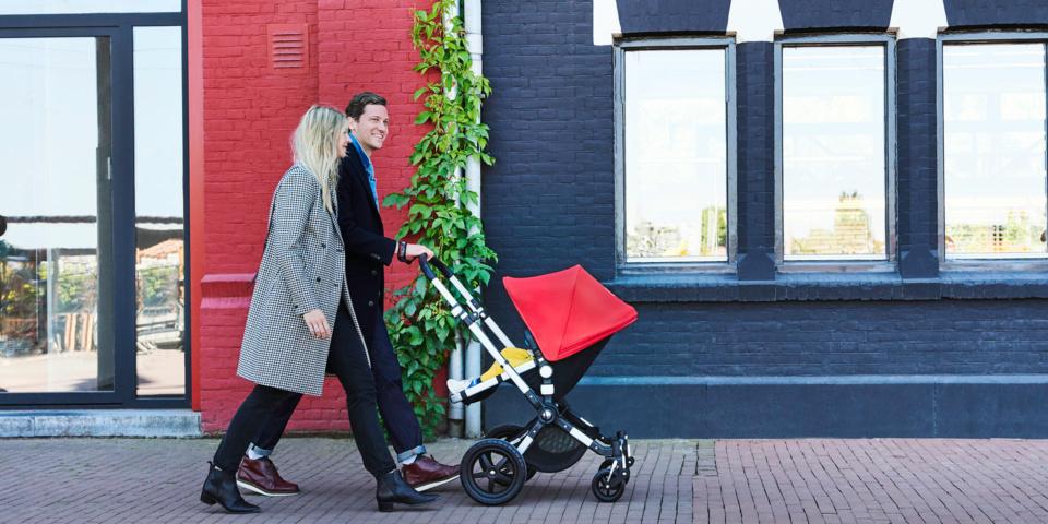 Is it worth investing in a Bugaboo pushchair?