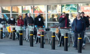 Supermarkets and coronavirus: latest developments
