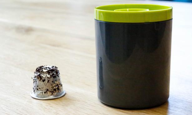 Dualit EcoPress aluminium capsule