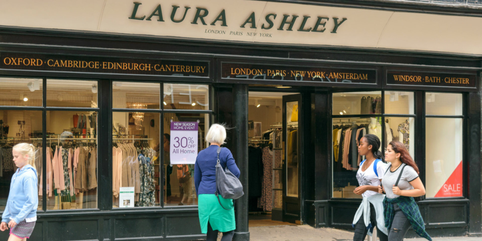 Laura Ashley heads for administration: what does it mean for customers?