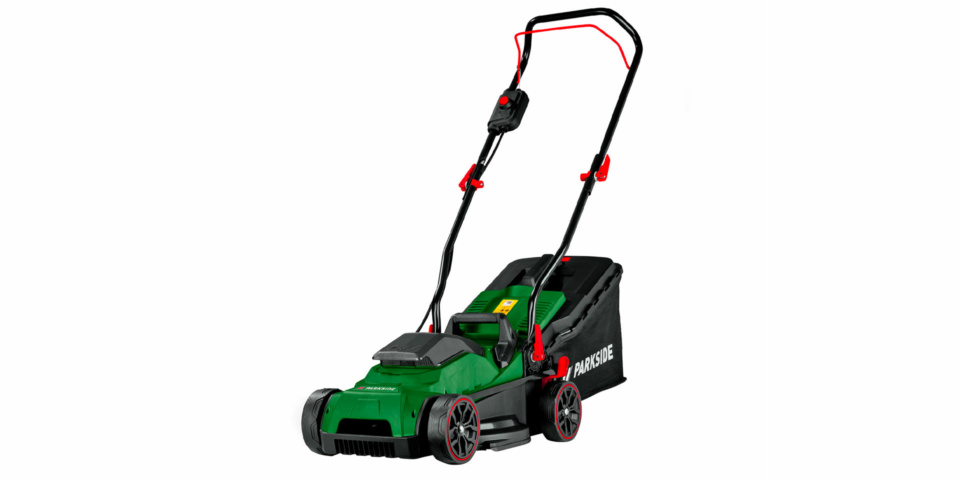 Is Lidl's new cordless lawn mower up to the task of sprucing up your garden this spring?